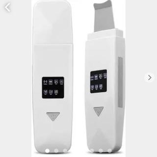 【新品未使用】ウォーターピーリング 超音波 美顔器②