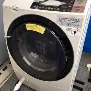 日立 洗濯機 ドラム式洗濯機 11.0kg 乾燥機能付き BD-...