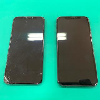 【堺市南区】iPhoneXSの修理を致しました!