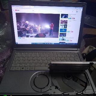 【爆速元気!】PanasonicレッツノートSX 新品SSD25...