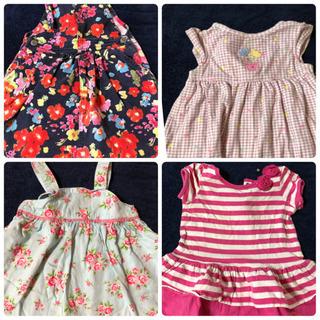 6~12m  女の子 子供服