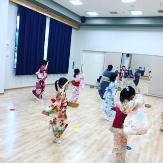 文化庁こども無料体験  参加者募集中❗️茶道 華道 日舞 三味線
