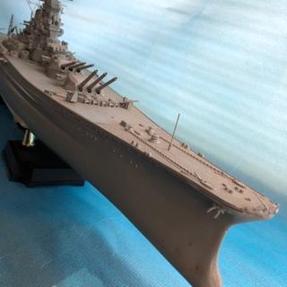 戦艦大和 1/250 レトロ
