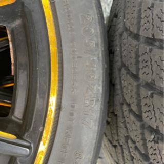 タイヤ 205R17 ホンダ CR-Z - 売ります・あげます