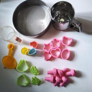 お菓子作り道具セット