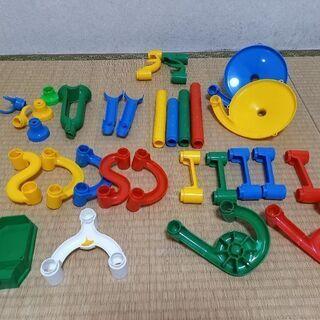 組み組みスロープ 知育玩具