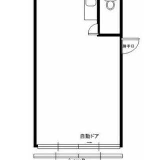 ★貸店舗・事務所★住ノ江駅8分 安立本通り商店街内 1階路面店5...