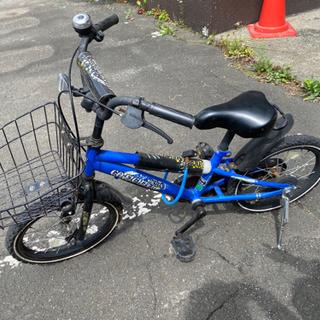 【ネット決済】子ども用自転車安くお譲りします