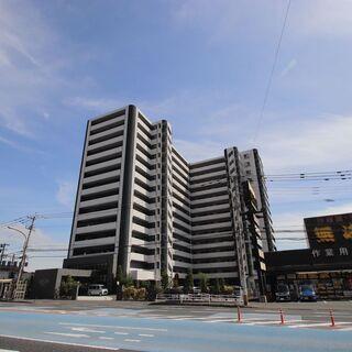 グランドパレス安部山公園ステーションサイド 最上階!