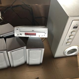 5.1ch DVDホームシアターシステム