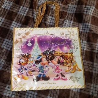 【ネット決済】ディズニー ショッピングバッグ 2017 クリスマス