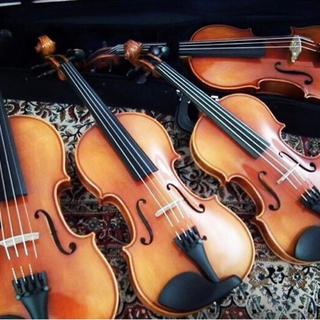 [8月23日]小学生のバイオリン体験レッスン🎻