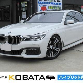 BMW740Li Mスポーツ【自社ローン対応不可】★1年保証★...