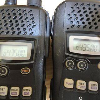 アイコム ICOM アマチュア 無線 IC-S35 トラン…