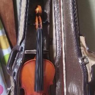 KAWAI KVI-50S 4/4 バイオリン 弦楽器 カワイ ...