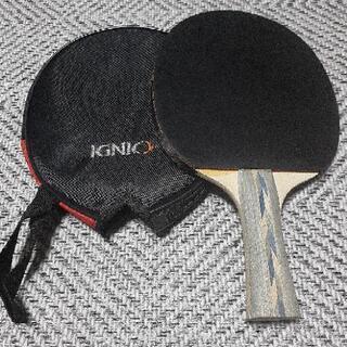 卓球ラケットの画像