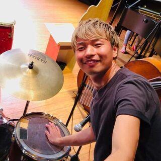 出張ドラム教室です! 千葉県、東京都などの関東全域にて、生…