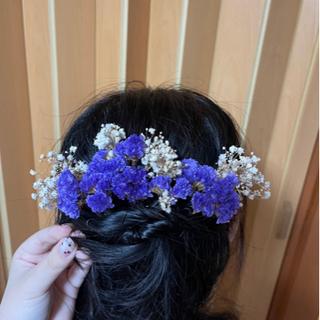 ドライフラワー★髪飾り。 − 沖縄県