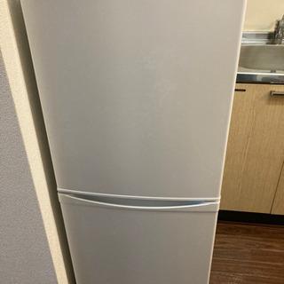 冷蔵庫(アイリスオーヤマ) 2週間のみ使用品
