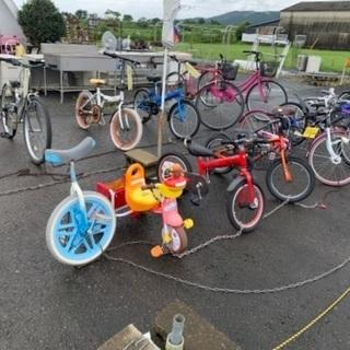 すぐ乗れる自転車多数あります