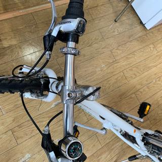 ⭐️人気⭐️LOUIS GARNEAU 22インチ キッズバイク MTB J22 ルイガノ AL6061 美品 - 福岡市