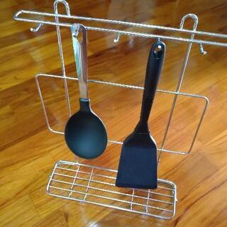キッチン器具収納