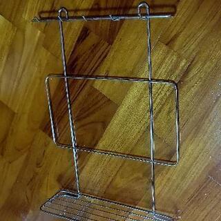 キッチン器具収納 - 子供用品