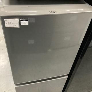 売場展開中 AQUA 2ドア冷蔵庫