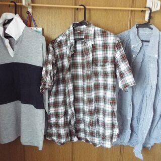 服 衣類 メンズ シャツ パーカー 6点まとめ【中古】
