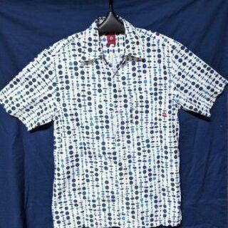 半袖   プリントシャツ  (古着)25年物