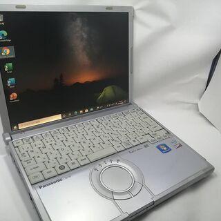 レッツノート 美品 SSD搭載 Win10 Office2019...