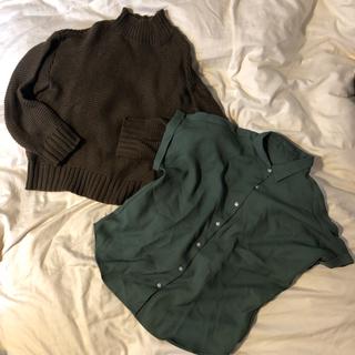 【まとめ売り】秋〜冬物衣料セット売り