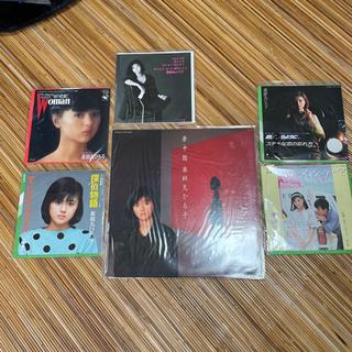 薬師丸ひろ子 LP1枚 EP5枚