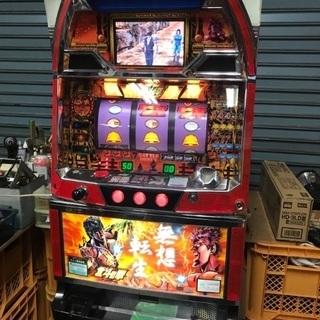 【ネット決済】北斗の拳 4号機  コイン500枚付