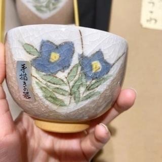 【ネット決済】手描きのお茶碗