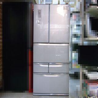 東芝 冷蔵庫 471L 2012年 6ドア 観音開き 自動…