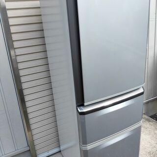 美品 三菱冷蔵庫 格安配送