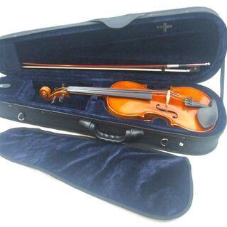 メンテ済み Andreas Eastman バイオリン VL-80 イーストマン 4/4 2006年 未使用 弓 三角型ケース 美品セット 全国発送対応 中古バイオリン 名古屋近郊 愛知県清須市より おすすめです。 管理(カ)8545 - 売ります・あげます