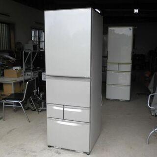 東芝 冷凍冷蔵庫GR-43ZY 427L 2012年 5ドア 自...