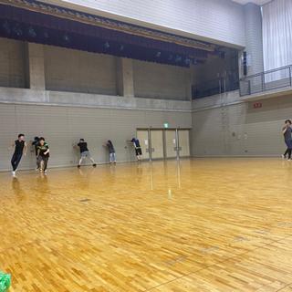 大人のドッジボール/運動会開催
