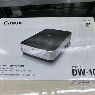 CANON DV-100 DVDライター 未使用品 【ハードオフ...