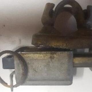 昔の自転車の鍵 サイコー