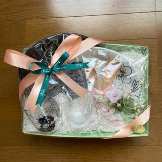 ☆★☆★La Casa とってもオシャレなお皿&木のスプーン&グ...