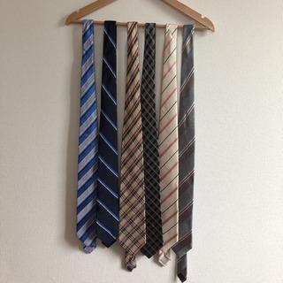 ネクタイ 6本まとめ売り