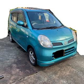 軽 日産 モコ 4WD