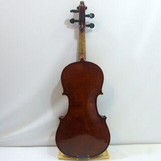 メンテ済み ドイツ製バイオリン 分数 3/4 Hermann Dolling jr violin Markneukirchen 1973年 ドイツ製 ザイフェルト弓 ケース ニス仕上げ済み おすすめ分数 全国発送対応 中古バイオリン 名古屋近郊 愛知県清須市より おすすめです。 管理(カ)8547  - 楽器