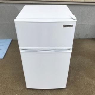 2017年製 ベステック 冷凍冷蔵庫「BTMF211」85L