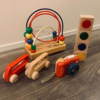 【ネット決済】ボーネルンド他 木製知育玩具