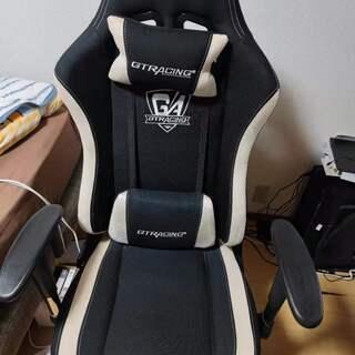 GT Racing ゲーミングチェアー GT505