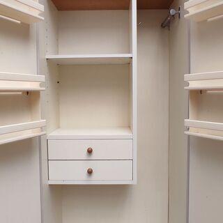 棚 開き戸 収納 キャビネット 木製